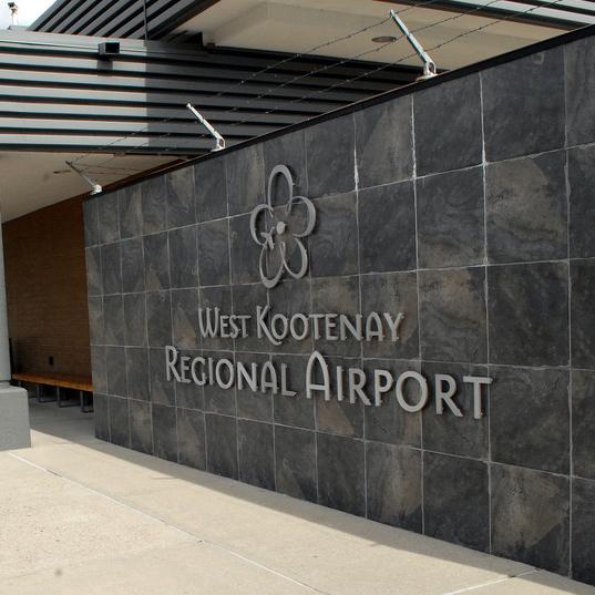 Castlegar airport
