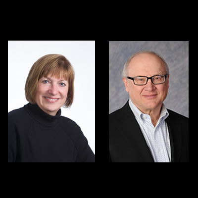 Michael Delich joins the Board from Fernie and Rhonda Ruston joins the Board from Kaslo.