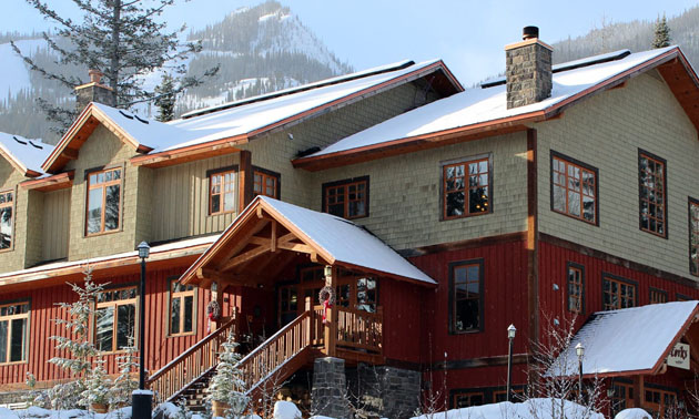 Copper Horse Lodge.