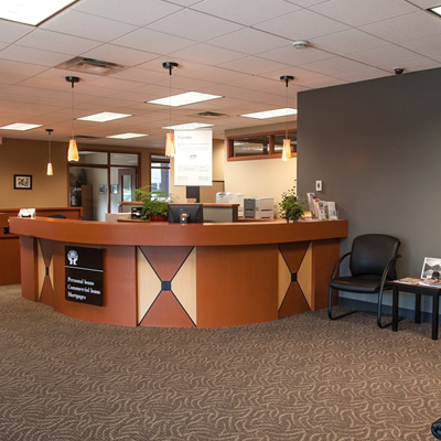 Revelstoke Credit Union's recently constructed new building.