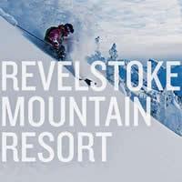 Skier enjoying the slopes at Revelstoke Mountain Resort