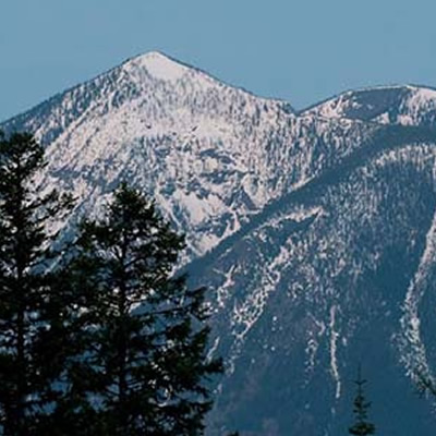 Darkwoods and Next Creek are located along Kootenay Lake, between Nelson and Creston.