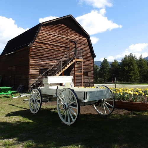 Photo courtesy the Doukhobor Discovery Centre