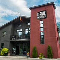 Fernie Brewing Co exterior