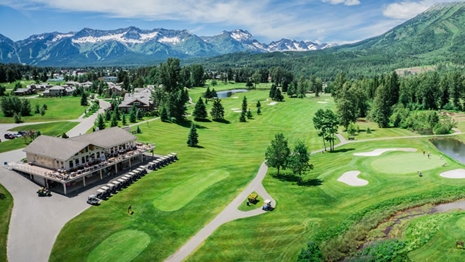 Fernie Golf Estates, Fernie.