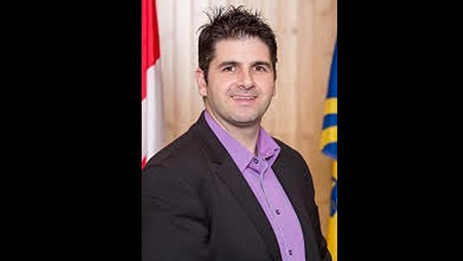Florio Vassilakakis of Castlegar, B.C., owns V Squared Development Co.