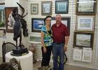 Photo of Nicole and Larry Leblond