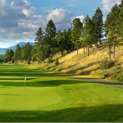 Windermere Valley Golf Course, on the sunny east side of the Columbia Valley is always one of the region's first golf courses to open.