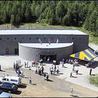 Photo of the Greeley Creek Water Plant near Revelstoke