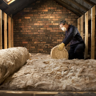 Upgrading roof insulation is a good example of an energy retrofit that will help save money on heating costs and improve the comfort level of a home.