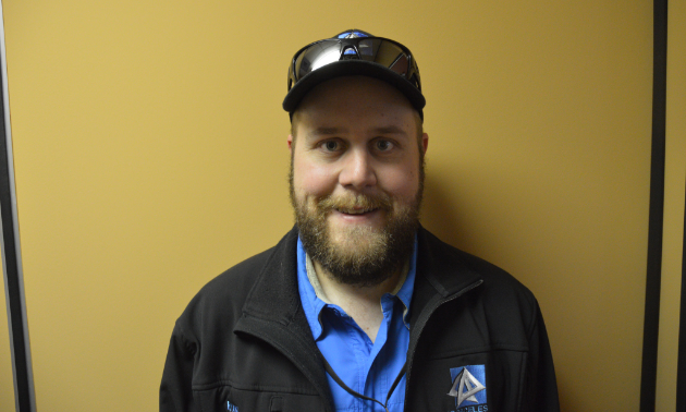 Ryan Doehle has maintained his work ethic for 21 years at Isosceles Business Systems Inc.