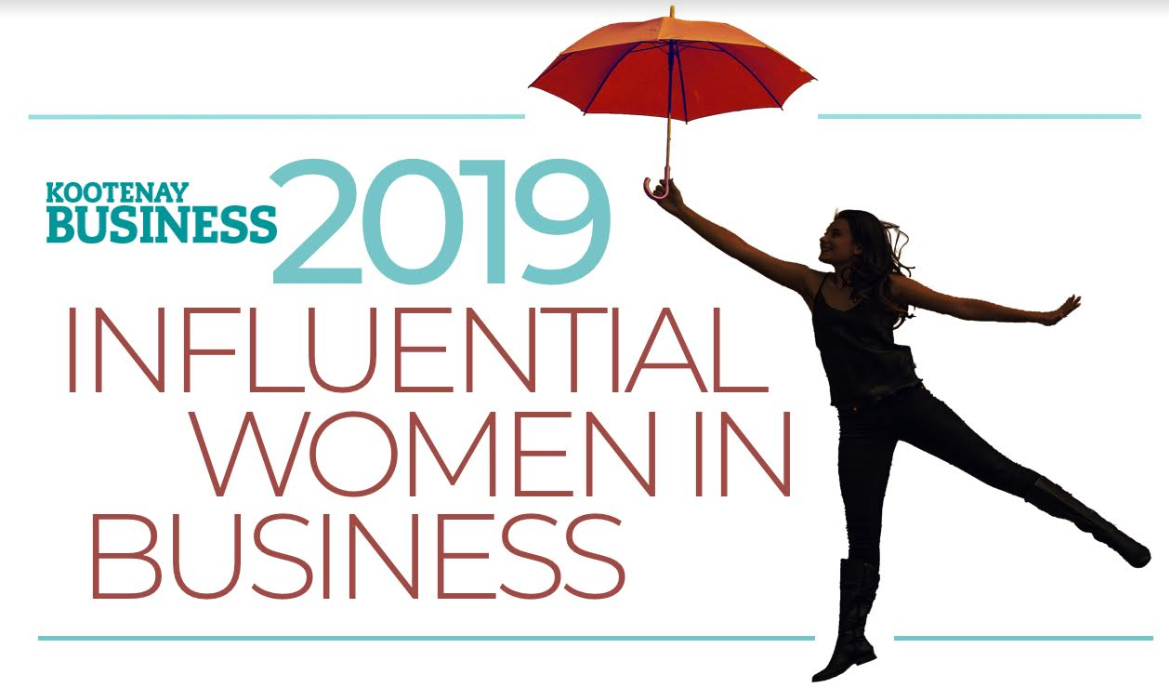 2019 Influential Women in Business Awards