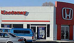 Photo of Cranbrook's Kootenay Honda Dealership