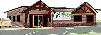 Image of  Sparwoods to be East Kootenay Credit Union