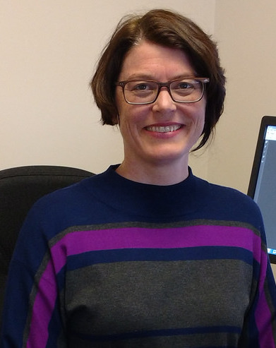 Jocelyn Carver, the new executive director of KCDS