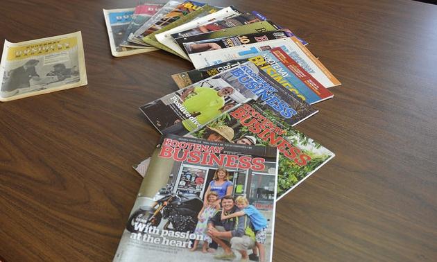 30 years of Kootenay Business Magazine.