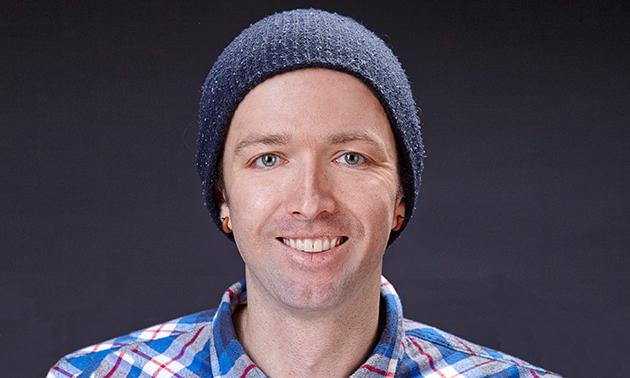 Headshot of Kyle Hamilton.