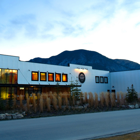 Kicking Horse Coffee building exterior