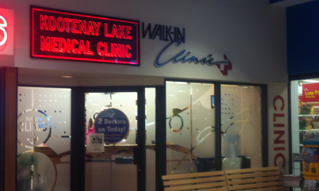 The Kootenay Lake Medical Clinic was revamped at the beginning of February of 2014.