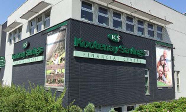 A branch of Kootenay Savings.