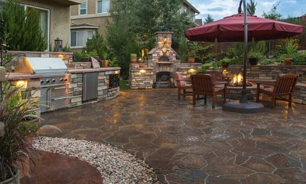 Groovy Landscaping Ideas For Your Home Kootenay Business Home Remodeling Inspirations Genioncuboardxyz
