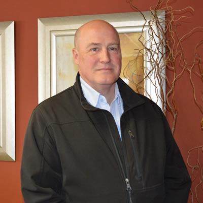 Lars Noack, owner of Desk & Chair Office Solutions.