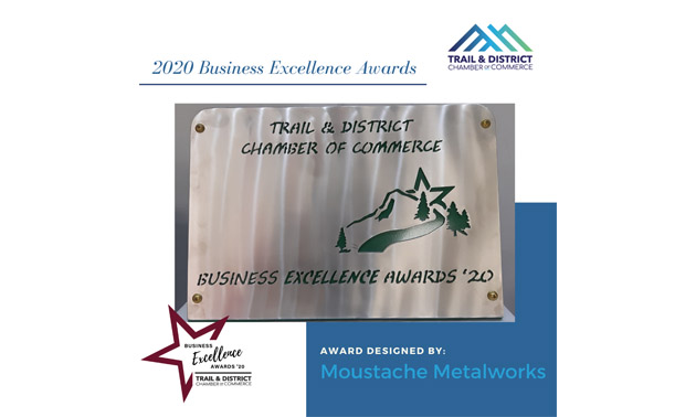 Picture of Business Excellence Award