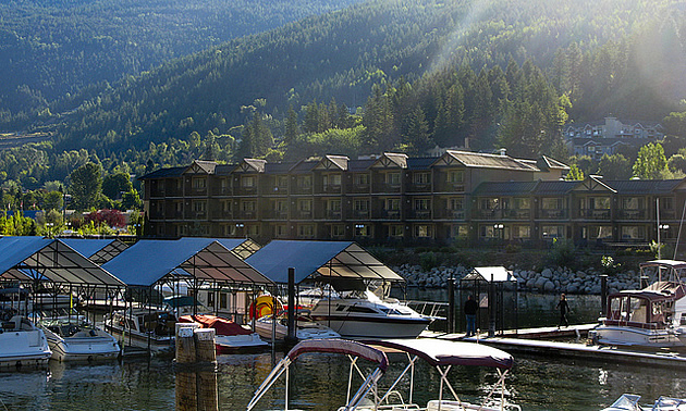 Prestige Lakeside Resort in Nelson, B.C.