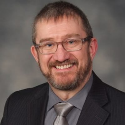 Norm McInnis, new Chief Administrative Officer for the City of Fernie.