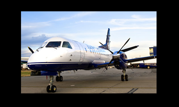 Picture of Pacific Coastal airplane.