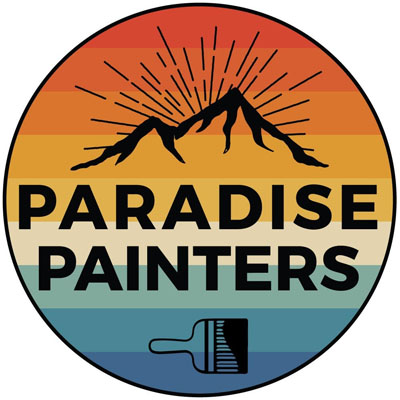 Logo for Paradise Painters.