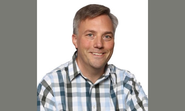Paul Larsen, president of Clear Sky Radio, will open a new radio station in Cranbrook