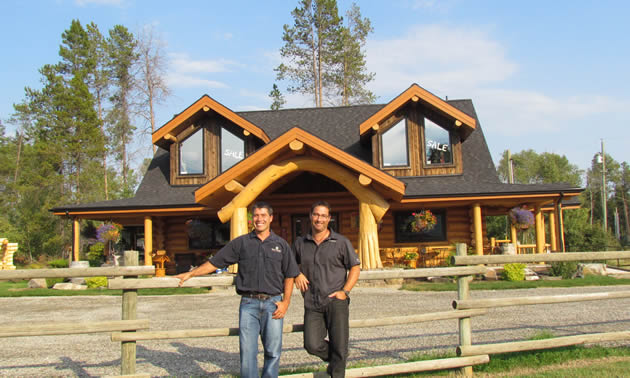 building dream homes kootenay business