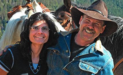 Julie and Ken Drake