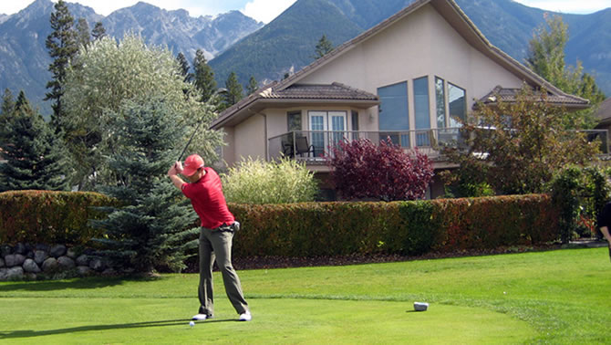 Riverside Golf Estates, Fairmont Hot Springs.