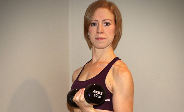 Sparwood's Next Level Fitness, gym