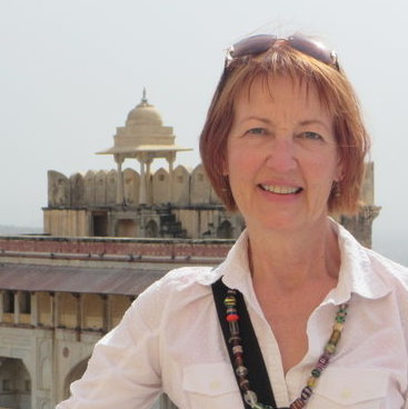 Carla Nelson of Cranbrook's Maritime Travel recently travelled to India, and hopes to return to that country soon.