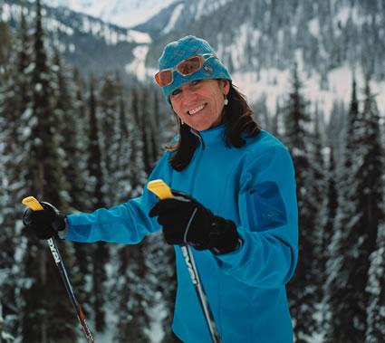 Photo of Shelley Adams