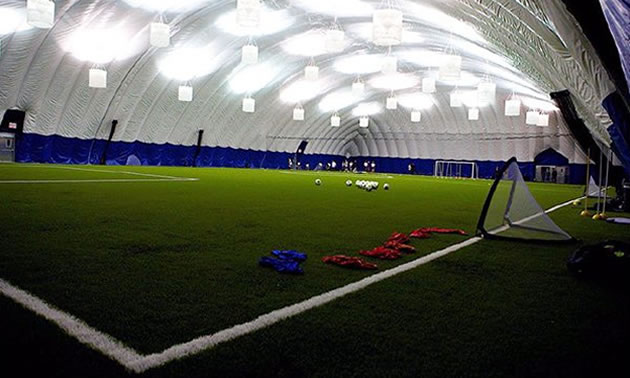 The Kootenay East Youth Soccer Association is gathering funds and support to build an indoor soccer & sports facility.