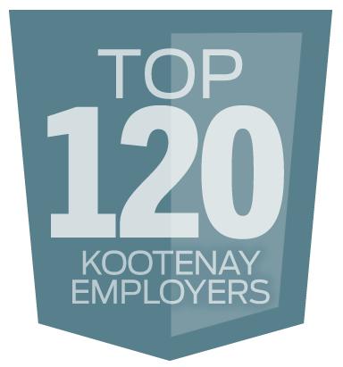 2015 Top 120 Kootenay Employers