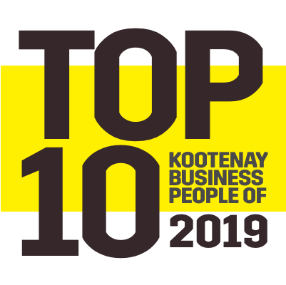 Top 10 Kootenay Business People of 2018
