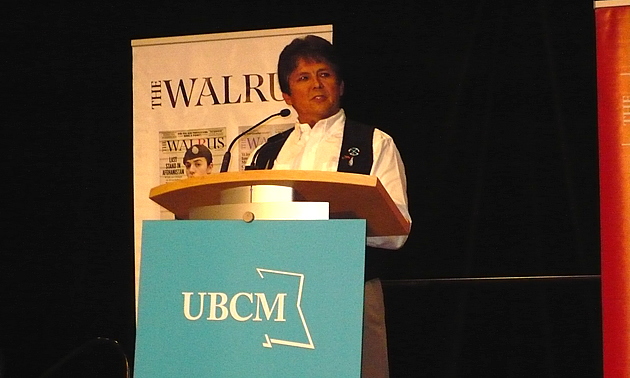 Five speakers at the September 2013 Union of B.C. Municipalities convention spoke about improving the public discourse