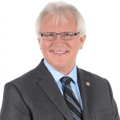 Wayne Stetski, MP for Kootenay Columbia.